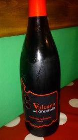Volcano seco 2012