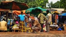 Entre Burkina Faso y Benin