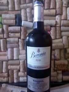 Beronia 198 Selección 2003