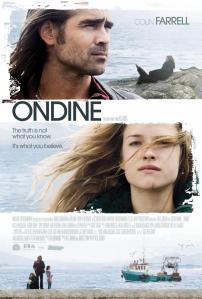 Ondine La leyenda del mar La mujer que vino del mar