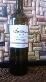 Azpilicueta crianza 2010