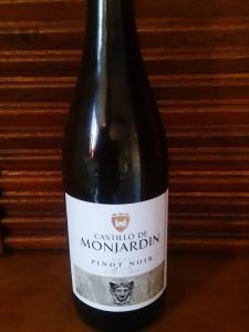 Castillo de Monjardin Pinot Noir Old Vines 2011