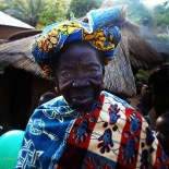 Retrato en Africa
